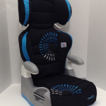 Car Booster Chair with back